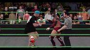 John Cena returned at Money in the Bank (WWE 2K16 Universe Mode)