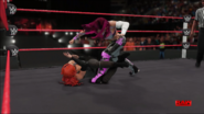 Banks-Lynch (RAW Live 1)