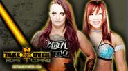 NXT Womens Championship Semi-Finals (1)