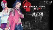 WWE 2K16 Universe Mode WWE Rebellion 2016 ( 17) Daniel Bryan's Last Match (Match Highlights)