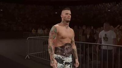 """-WWE2K15_Universe_Mode_-_SNME_-_Episode_3_-_""""N-X-Takeover"""""""