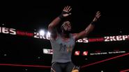 Xavier Woods (RAW Ep