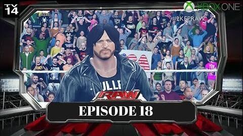 18._WWE_RAW_June_2015_Week_2_(WWE_2K16_Universe_Mode)