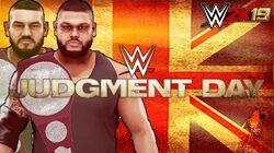 WWE 2K19 Universe Mode WWE Judgment Day (UK) Kick Off