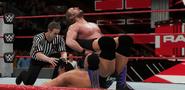 Jericho-Cass (RAW Ep