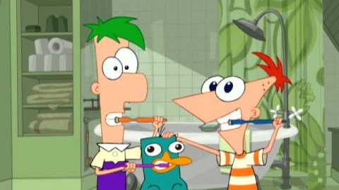 Everything's Better with Perry - Music Video - Phineas and Ferb Across the 2nd Dimension