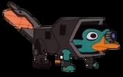 Platyborg as a mindless pet