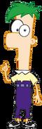 Ferb Fletcher 1st Dimension