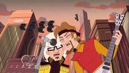Robot Riot - Danny and Bobbi Sing