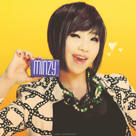 2ne1 minzy by lightningnight-d5h3ik5
