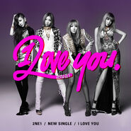 2NE1 I Love You