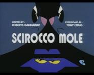 Scirocco Mole title card
