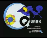 Quark title card
