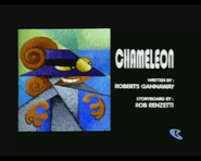Chameleon title card