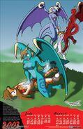 Draconia history 2003 04