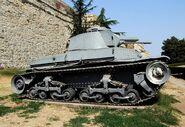 Belgrade Military Museum - PzKpfw 35(t)