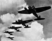 Эскадрилья He-111