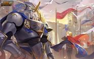Knight of Glory Alphonse