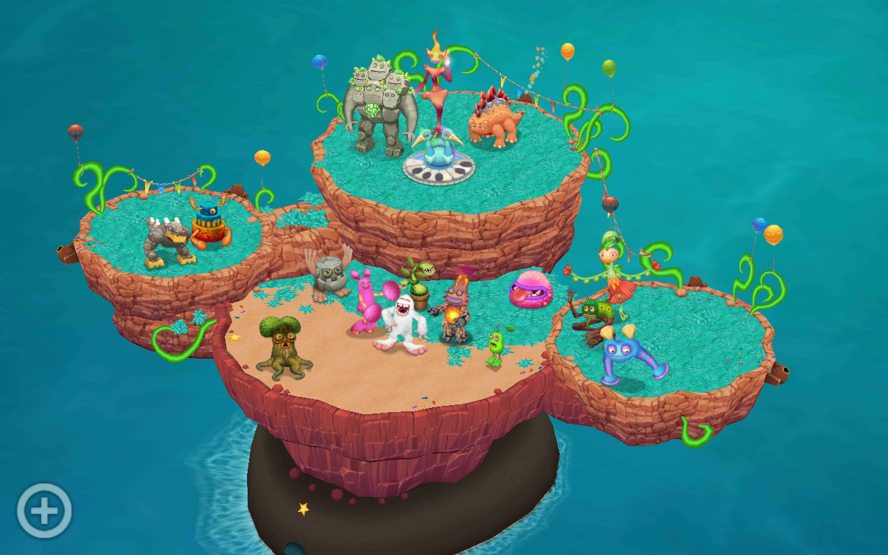 Party island full song
