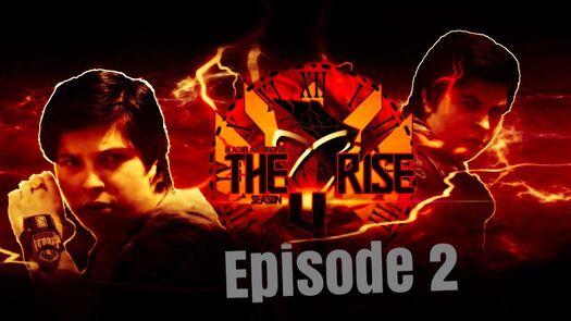 The Rise: Season 4 Episode 2: Eobard's Path Of Destruction
