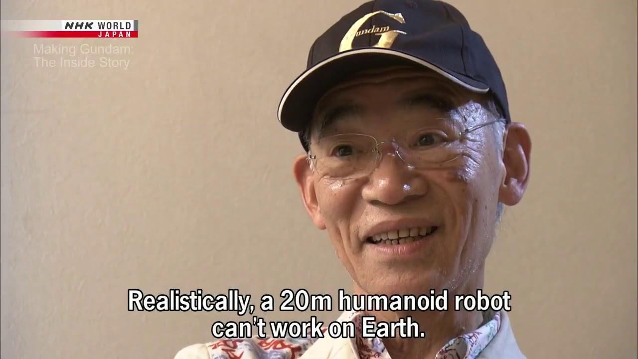 Making Gundam - The Inside Story (NHK World Documentary) (2019)