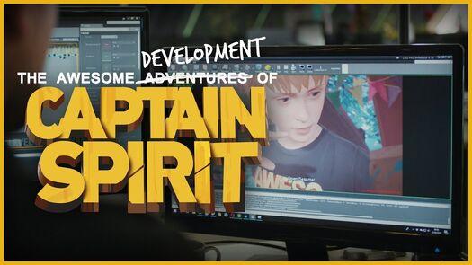 The Awesome Development of Captain Spirit [E3 2018] [ESRB]