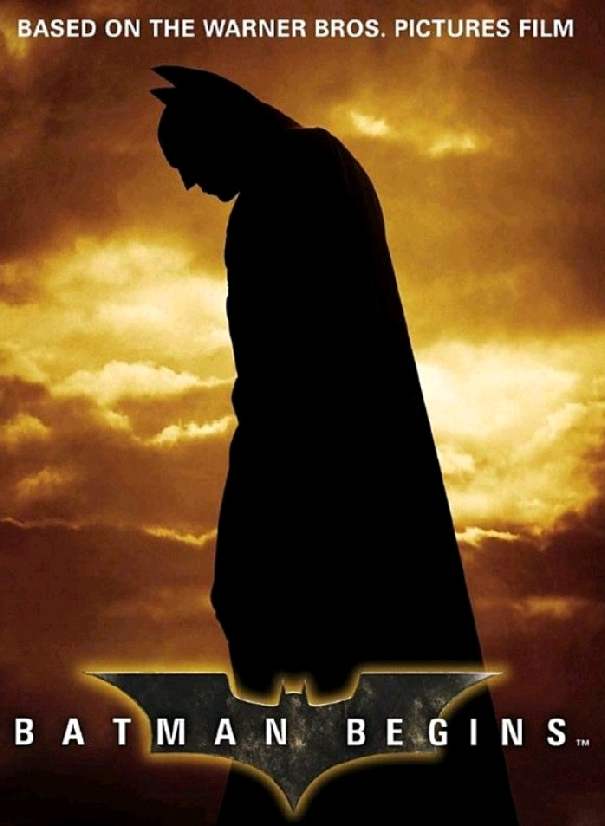 Capa do livro do batman