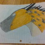 Jabarou the HyenaWing