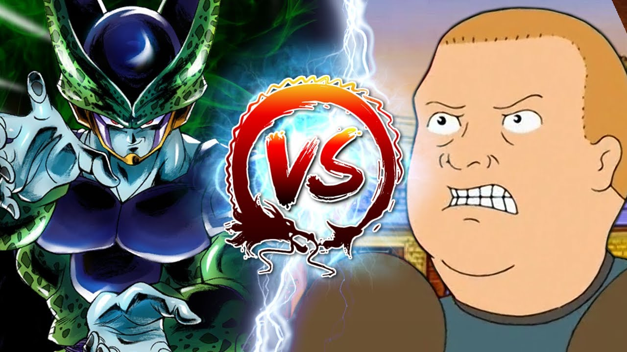 Cell VS Bobby Hill #CellGames | TeamFourStar (TFS)