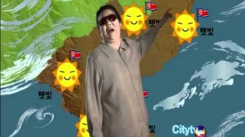 30 Rock - North Korean Weather