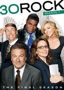 30 Rock season 7 poster