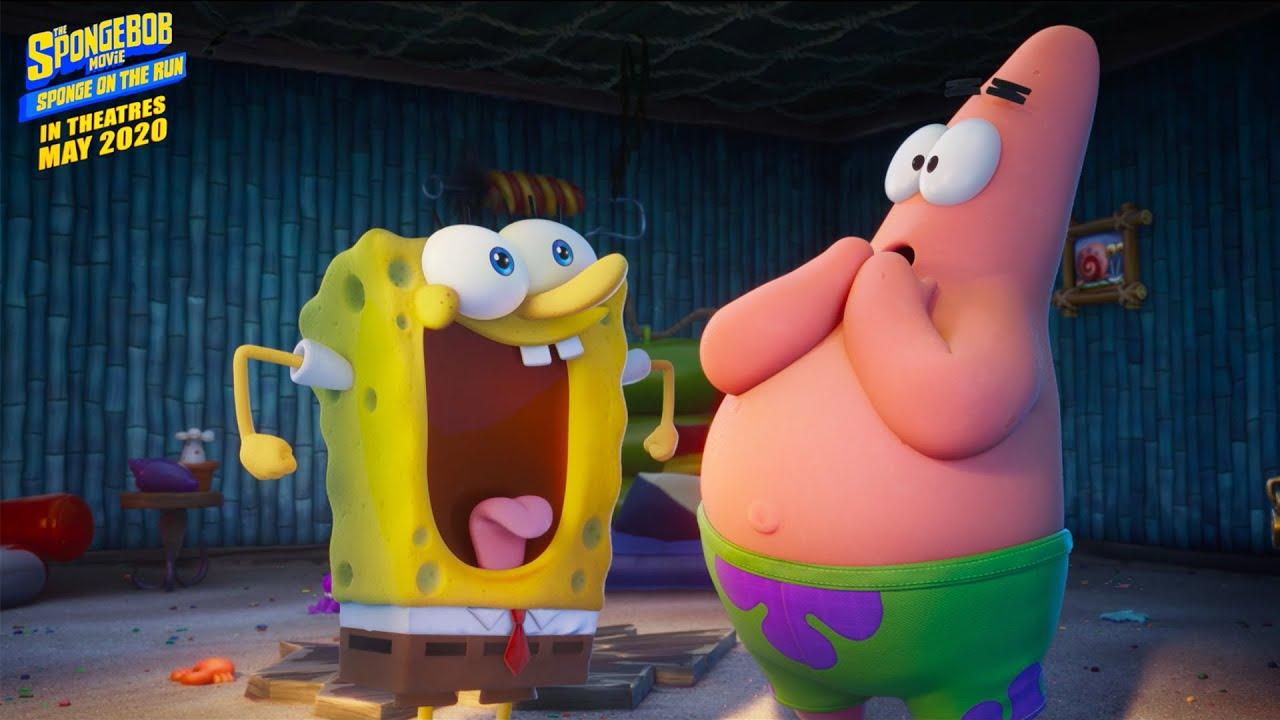 The SpongeBob Movie: Sponge On The Run - Big Game Spot - Paramount Pictures
