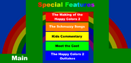 The Happy Colors 2 Special Features
