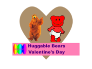 Huggable Bears Valentine's Day