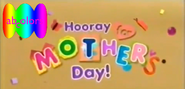 Hooray for Mother Day