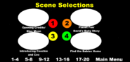 The Happy Colors Babies Chase Scene Selection 1-4