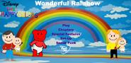 Wonderful Rainbow Main Menu