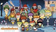 Christmas Song The Loud House Nick Animation