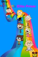 The Happy Colors Elite Prism (Video)