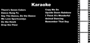 Music in Rainbow World Karaoke