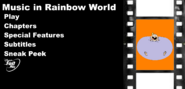Music in Rainbow World Main Menu