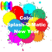 Color Splash-O-Matic New Year