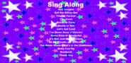 Stories from the Sing Along