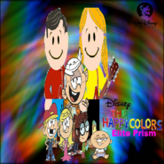 The Happy Colors Elite Prism (Album)
