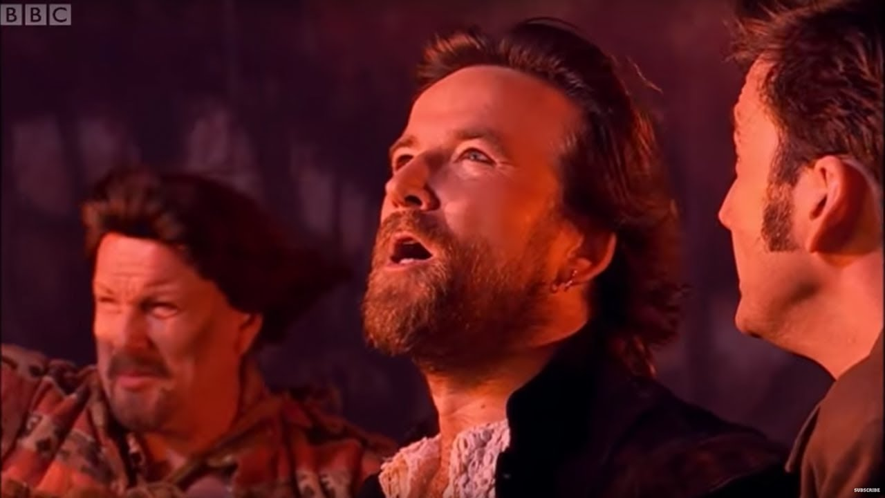 William Shakespeare Casts Magic Spells | The Shakespeare Code | Doctor Who