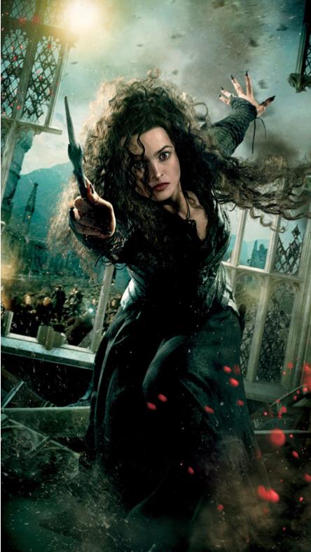 Describe bellatrix in one word