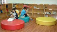 宜蘭縣宜蘭市立圖書館地下室兒童閱覽室.jpg