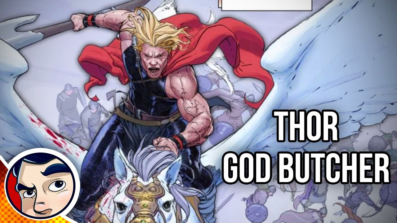 "Thor ""God Butcher"" - Complete Story 