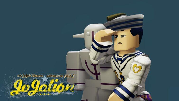 Soft & Wet reveal - Roblox Jojolion animation
