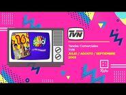 Tandas Comerciales TVN (Julio - Agosto - Septiembre 2003)